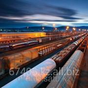 Железнодорожные перевозки, экспедирование по Китаю фото