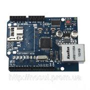Arduino Ethernet Shield сетевая плата W5100 328 UNO mega 2560 шилд