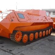 Гусеничный тягач ТГМ-126 (на базе МТЛБ) фото