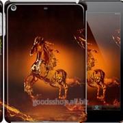 Чехол на iPad mini Стеклянная лошадь 501c-27 фото