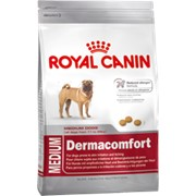 Корм для собак Royal Canin Medium Dermacomfort 3 кг фото