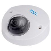 Антивандальная IP-камера RVi-IPC34M-IR (2.8 мм) фото