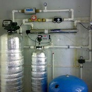 Системы водоподготовки. Подбор, монтаж, сервис. фото