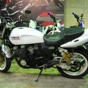 Мотоциклы Yamaha XJR 400