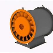 Вентилятор осевой ВО 30-160-5-3 фото