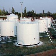 Резервуары Вертикальный Стальной от 5 м3 до 2 000 м3 фото
