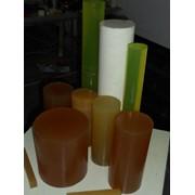Цилиндры и стержни полиуретановые фото