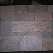 Природный камень кварцитовый Плитняк фото