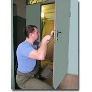 Сервисное обслуживание дверей