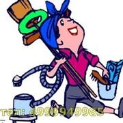 Комплексная уборка предприятий, офисов, магазинов и др. фото
