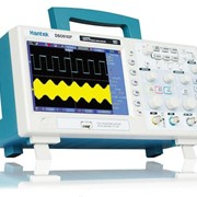 Цифровой осциллограф DSO5102P, 2-х канальный, 100 МГц Hantek фото