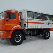 Автобус вахтовый НЕФАЗ-42111-0000110-11 фото