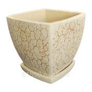 Горшок для цветов керамический Персей фото