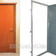 Бронированные металлические двери фото