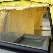 Палатка PZ 20 Decon фото