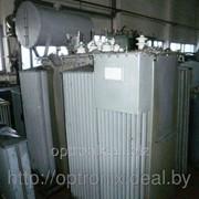 Трансформатор силовой ТМ-1000/10/0,4 фото