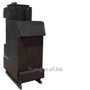 Твердотопливный пиролизный теплогенератор - утилизатор ТГП- 200 фото