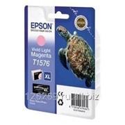 Картридж Epson Vivid Light Magenta XL для Stylus Photo R3000 фото