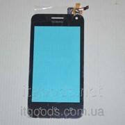 Оригинальный тачскрин / сенсор (сенсорное стекло) для Huawei Ascend Y3c (черный цвет) + СКОТЧ фото