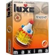 Презервативы LUXE Maxima №1 Контрольный Выстрел 551 фото
