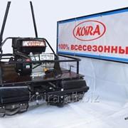 Мотобуксировщик Koira mini (6,5 л/с) фото