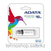 USB накопитель A-DATA 16GB C906 WHITE фото