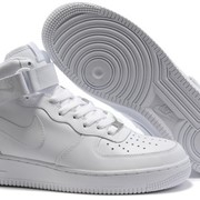 Nike Air Force 1 Mid '07 (White) фото