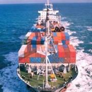 Грузоперевозки морские международные фото