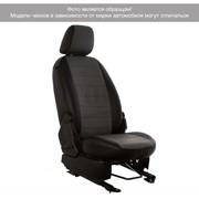 Чехлы Opel Insignia S черный+сер аригон Автопилот