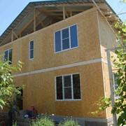 Строительство домов, коттеджей по канадской технологии из сэндвич панелей (сип) фото