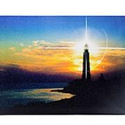 Картина с LED подсветкой 40*30см . 29553 фото