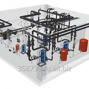 Дистанционное проектирование энергетических разделов (ИТП, ЦТП, котельные) фото