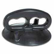 Присоска из сплошной резины, с двумя проушинами в ручке, для различных грузов фото
