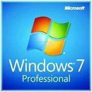 Microsoft Windows 7 SP1 Professional 32-bit Ukrainian 1pk DVD (FQC-04672) (Microsoft) фото