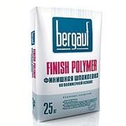 Шпатлевка Bergauf Finish Polymer финишная полимерная 25 кг фото
