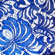 Ткань Кружево Sophie Hallette 1 фото