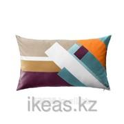 Чехол на подушку, разноцветный ЛУКТАСТЕР фото