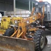 Аренда грейдера ГС-14.02 - 13,5 тонн фото