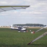 Участие в выставках: Самолет винтовой сверхлегкий К-10 SWIFT, мод. K-10 (01, 02)