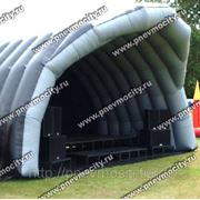 Пневмоконструкция: надувной купол
