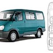 Микроавтобус Соболь баргузин, 6 мест фото