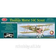 Самолёт свободнолетающий 201 Mdl Kit Wwii Th Morse Scou фото