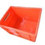 Ящик универсальный № 5 сплошной для пишевых продуктов, сорт высший (фин пак) фото