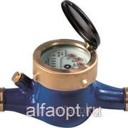 Счетчик воды СВХД Миномесс М, 40°C, DN 50, Qn 15, L 300 mm, с присоед. фото