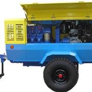 Поршневые дизельные компрессоры