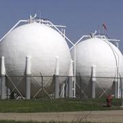 Резервуары для газов, объѐмом от 0,5 м3 до 630 м3 фото