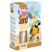 Песок для птиц анисовый 1,5 кг Lolo Pets фото