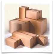 Коробки из гофрокартона фото