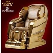 Массажное кресло YamaguchiAxiom Gold Золотой фото