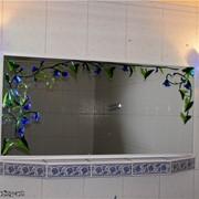 Изготовление стекла и зеркал в технике фото